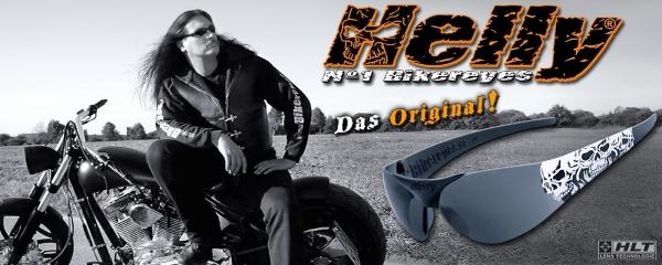 Helly Sonnenbrillen für Motorradfahrer