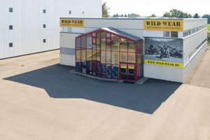 Wild Wear Ladenlokal in Memmingen