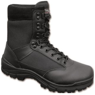 Brandit Tactical Boot 9-Loch schwarz 41