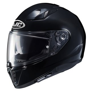 HJC i 70 full face helmet matt black