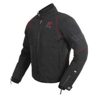 Rukka Armarone Jacket black / red