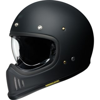 Shoei Ex-Zero full-face helmet matt black