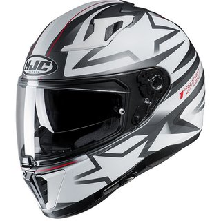 HJC i 70 Cravia MC10SF full-face helmet