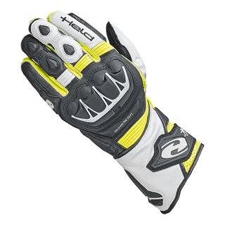 Held Evo-Thrux II glove black / neon yellow