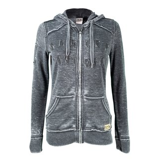 HD Burnout Eagle Damen Hoodie