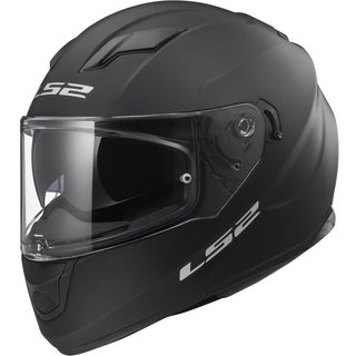 LS2 FF320 Stream full-face helmet matt-black S
