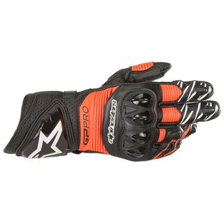 GP PRO R3 glove black / red