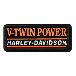 HD Patch V-Twin Power