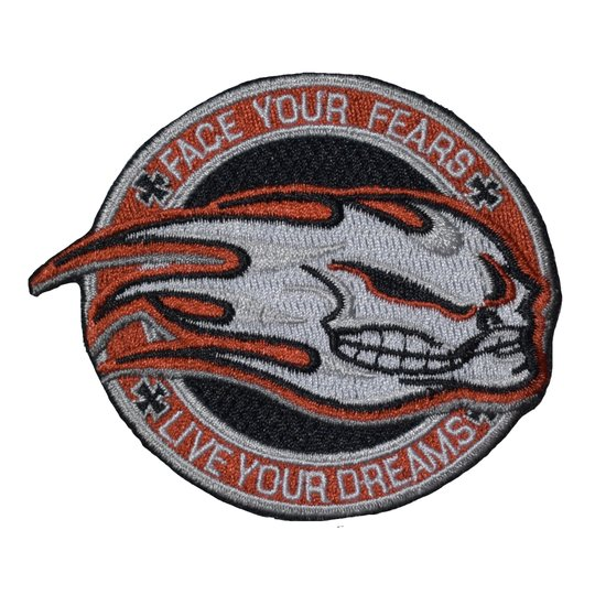 Patch Face your Fears