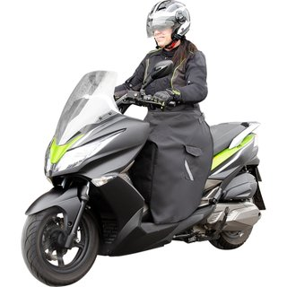 Büse Rain-protection for scooter riders