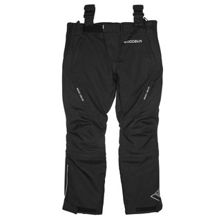 Modeka Tourex II textile trousers black Kids 164