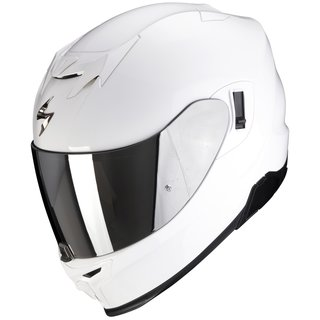 Scorpion Exo-520 Air Solid white