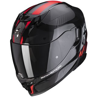 Scorpion Exo-520 Air Laten black / red