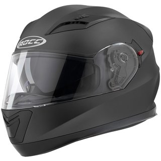 ROCC 410 full face helmet matt black L