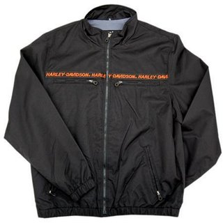 HD Profile Nylon & Fleece Jacke