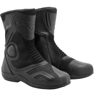 Alpinestars Air Plus GORE-TEX XCR Motorcycle Boots black