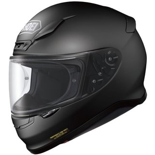 Shoei NXR Matt-Schwarz Integralhelm