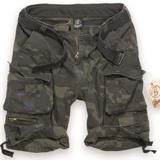 Brandit Savage Short darkcamo