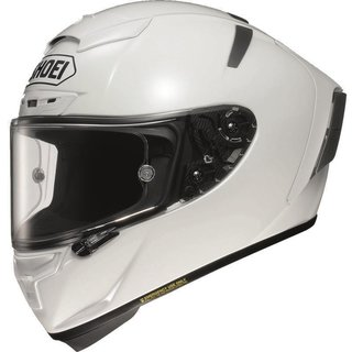 Shoei X-Spirit III weiss Integralhelm