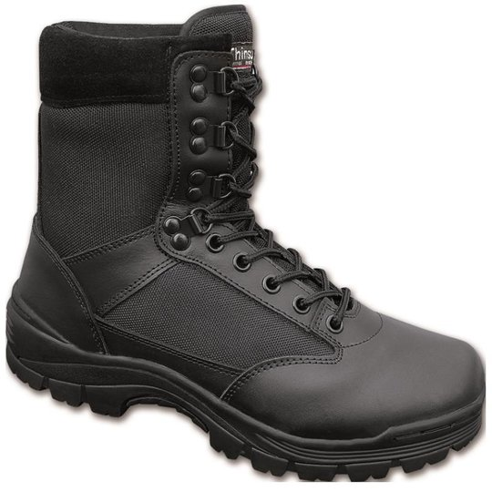 Brandit Tactical Boot 9-Hole black