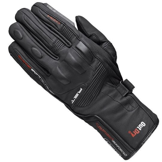 Held Secret Dry Herren Handschuh schwarz