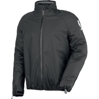 Scott rain jacket black