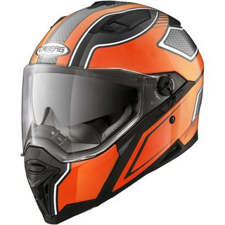 Caberg Stunt Blade Integralhelm schwarz / orange