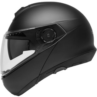 Schuberth C4 casco flip up negro
