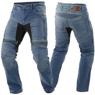 Trilobite PARADO motorcycle jeans men blue