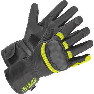 Büse ST Match Glove black / yellow