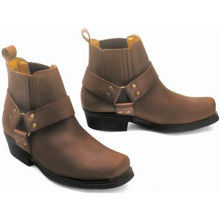 Kochmann motorcycle boots City Biker brown