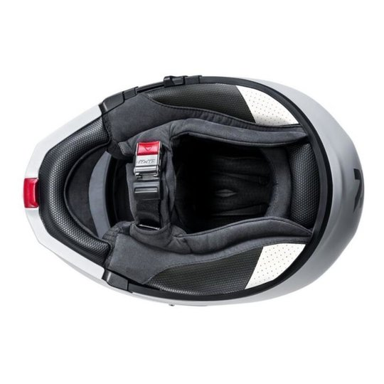 HJC RPHA 90 flip-up helmet semi matt black