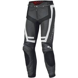 Held Rocket 3.0 leather trousers black/white men