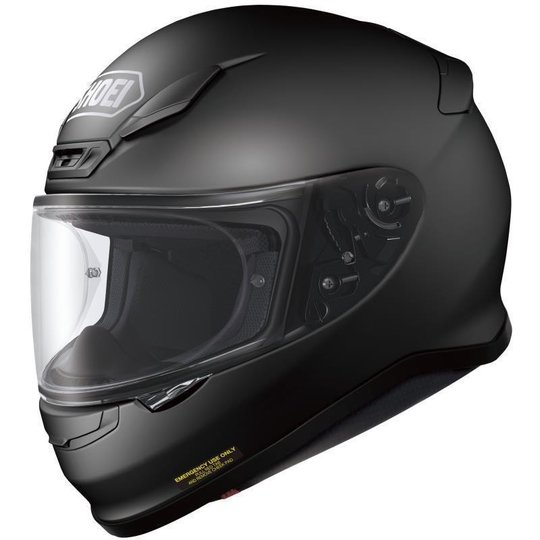 Shoei NXR Matt-Schwarz Integralhelm M