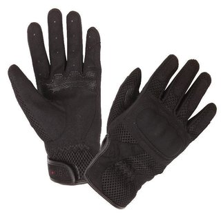 Modeka Hot classic leather glove black Unisex 9
