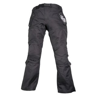 Modeka T-5 textile trousers black Kids 164